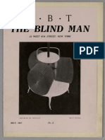 The Blind Man 2 May 1917