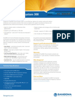 Sangoma DataSheet FreePBX PS 300
