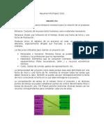 Resumen MS Project 2010