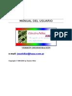 MANUAL DE USO DE ELECTRONIKA_2004_DEMO.doc