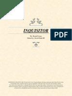 Inquisitor Class (9936105)