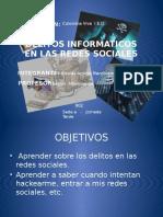 Delitos Informaticos en Las Redes Sociales. 2