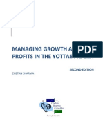 Managing Growth and Profits in the Yottabyte Era Second Edition