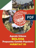 Propuestas Comites Populares Habitat 3