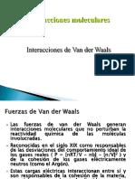 Unidad - Van Der Waals