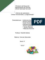 Ciencias -Informe