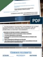 Auditoría de Sistemas IPresentacion de 1003 y 2003 Independencia Profesional Jorge Barrantes Alvarado