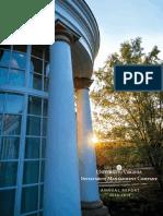 2015 UVIMCO Annual Report