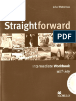 Straightforward Intermediate Workbook