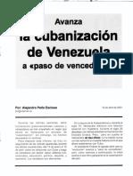AvanzaCubanizacionDeVenezuela.pdf