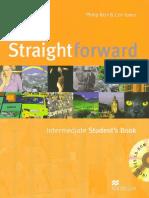 Straightforward Intermediate Student 39 s Book