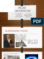Las Pilas Galvanicas