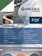 MAQUILA EN PARAGUAY - IVA 2015