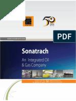 Presentation Sonatrach Algeria