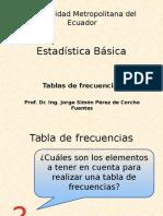 02 Estadística Básica Clase 2