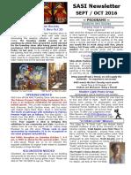 September October Sasi News 2016