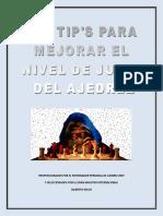 ++CONSEJOS PARA MEJORAR EL NIVEL DE JUEGO DEL AJEDREZ - copia