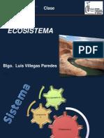 Ecosistemas 2016