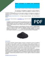 Proyecto Carbón Activado Venezuela