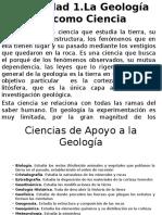 La Geología Como Ciencia-1