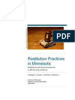Ross_Restitution Practice in Minnesota