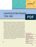 07 - Launching the New Republic, 1789-1800 (1)