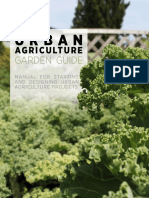Urban Agriculture Garden Guide