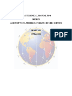 ACP-WGM11-WP04-Draft Iridium Technical Specification Version 1.1 - 051906