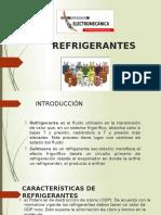 6. refrigerantes