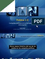 Politica 2.0 - Las campañas políticas en la Sociedad de la Información