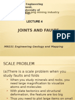 l3 Joints and Faults