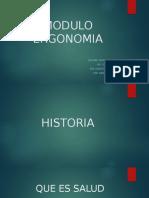 Modulo Ergonomia 1