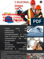 Determinacion de Costos Por Accidente