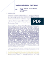 Proyectoprogramapsicologicotelevisado Db[1]