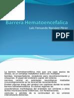 Barrera Hematoencefalica