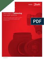 Danfoss White Paper RA-DV