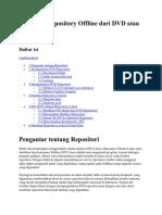 82781638 Membuat Repository Offline Dari DVD Atau ISO