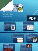 Aportaciones a la microbiología