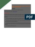 Prosedur Dan Persyaratan Pendaftaran