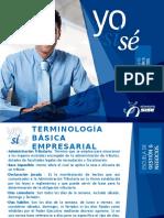Terminologias Basica Empresarial y Plan Contable