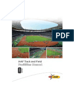 IAAF Track and Field Facilities Manual 2008 Edition