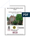 Multihazard Mitigation Plan Bond county Illinois