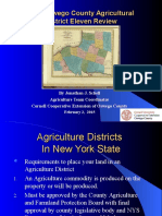 Agricultural District Review.ppt
