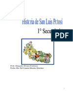 Historia de San Luis Potosi 224 Pag