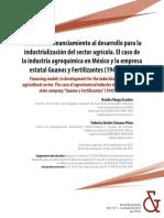 Modelos de Financiamiento
