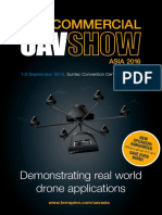 The Commercial UAV Show Asia 2016 Brochure