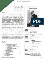 Émile Durkheim - Wikipedia, La Enciclopedia Libre