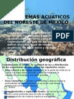 Ecosistemas Acuaticos Del Noreste de Mexico.