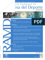Actitud Sedentaria y Factores Asociados en Estudiantes de Medicina Pag 133