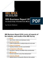 2016 IMS Business Report